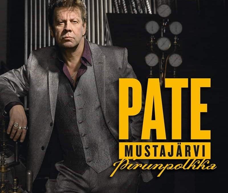 """Pate osallistuu Syksyn säveleen """"Patentoitu""""-albumin kolmossinkulla """"Pirunpolkka"""""""